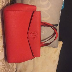 💎NWOT Nanette Lepore Red Leather Purse💎